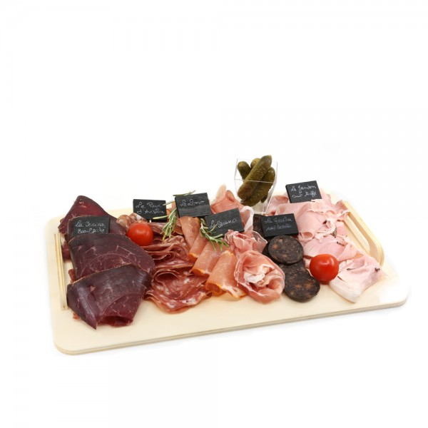 Plateau Apéritif Charcuterie artisanale - Food board to be shared : online purchase