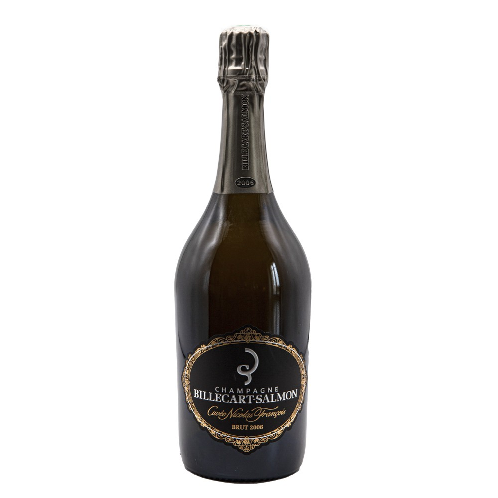 Champagne Billecart - Salmon Nicolas François 2006 - Champagne, Champagne Brut : achat en ligne