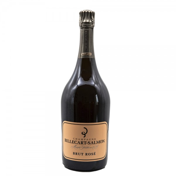 Jeroboam Champagne Billecart - Salmon Brut Rosé 3l