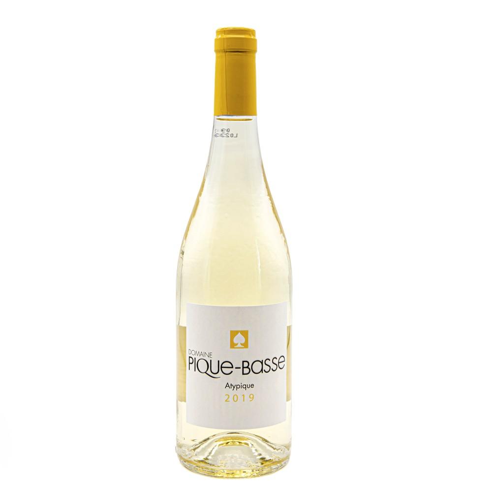 Pique-Basse Atypique 2019 - Vin, Vin blanc : achat en ligne