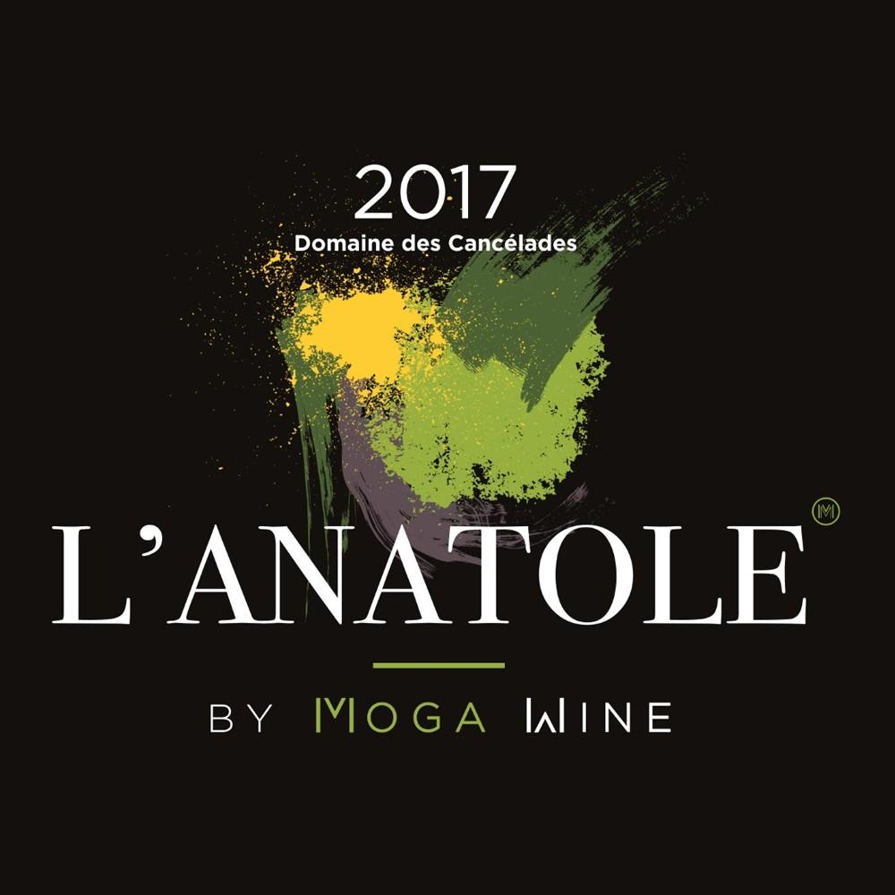 L'Anatole Cuvée Moga 2017 - Vin, Vin rouge : achat en ligne