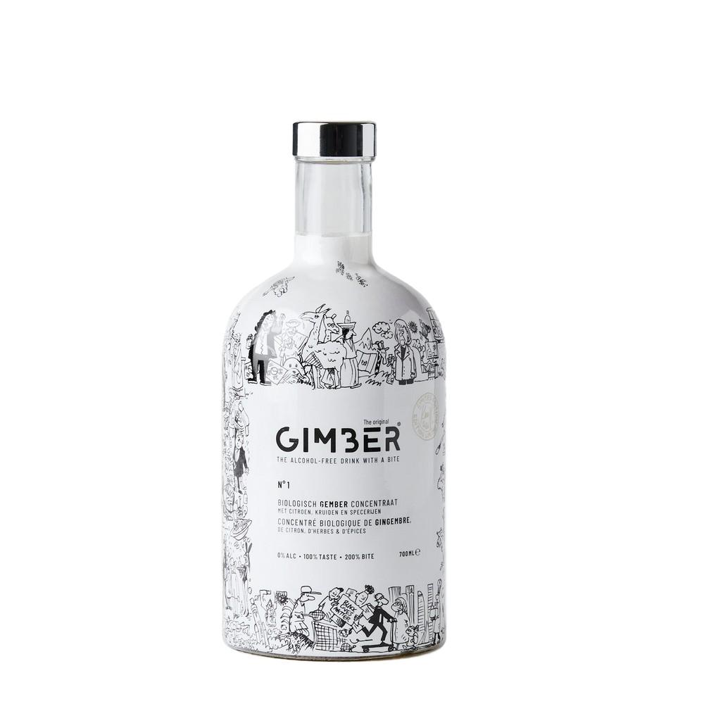 Gimber 700ml - Boisson sans alcool : achat en ligne