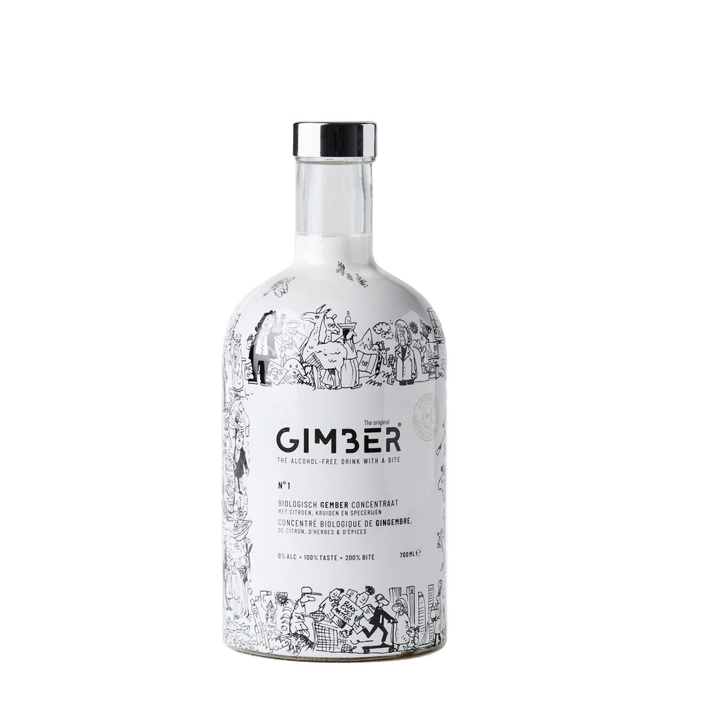 Gimber - Alcohol-free drink : online purchase