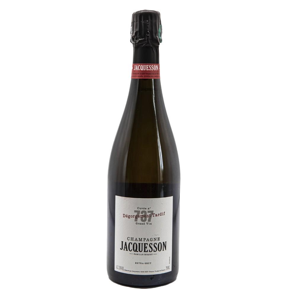Champagne Jacquesson Cuvée 737 Dégorgement Tardif