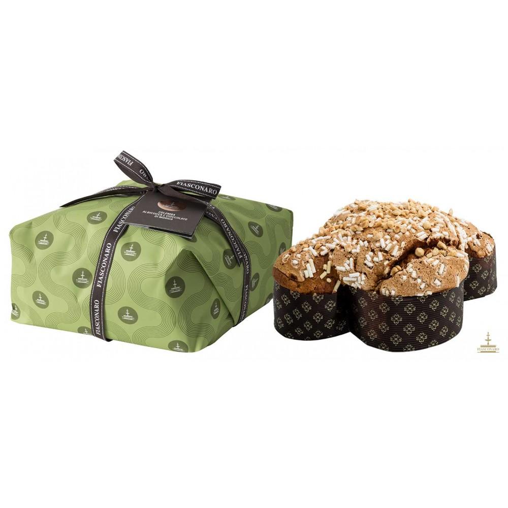 Colombe de Pâques Abricot Chocolat 1Kg - Epicerie sucrée : achat en ligne