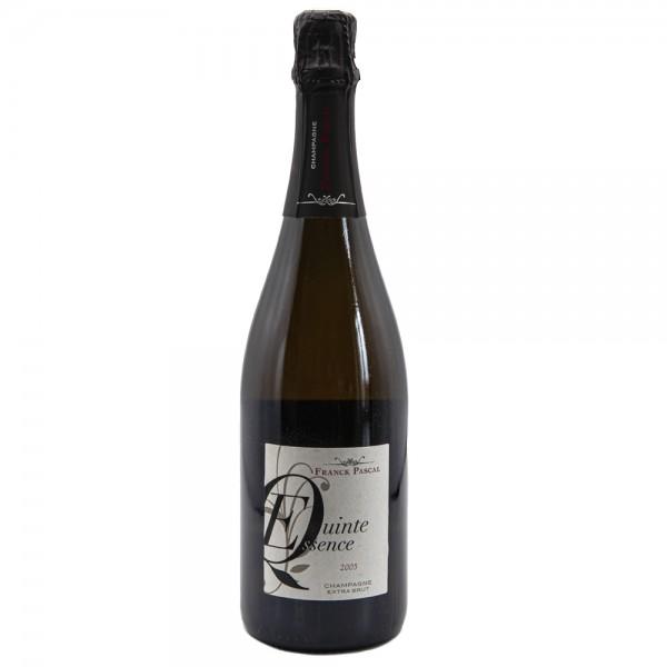 Champagne Franck Pascal Quinte Essence 2005 extra Brut