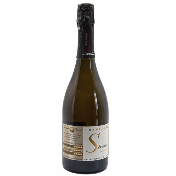 Champagne Franck Pascal Sérénité brut-nature