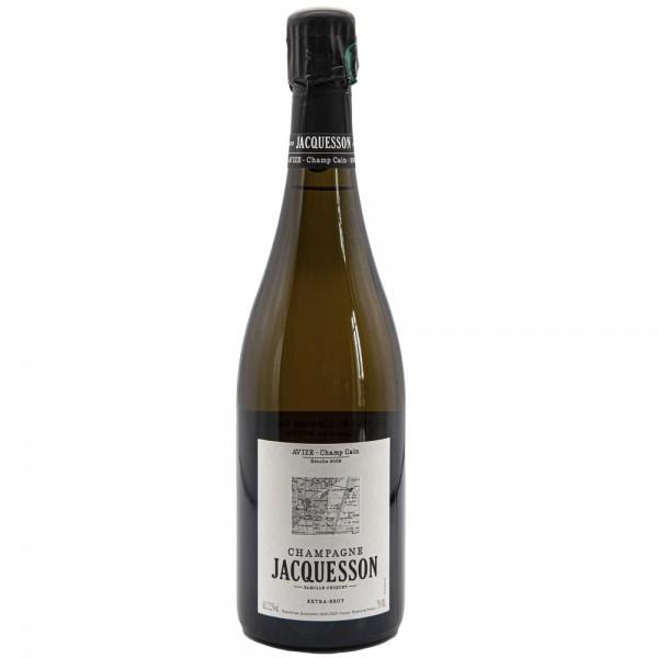 Champagne Jacquesson Avize Champ Caïn 2008 extra-brut