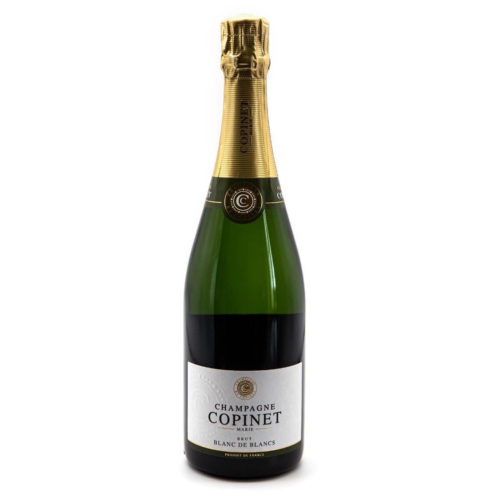 Champagne Copinet Marie brut blanc de blancs
