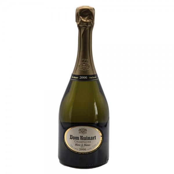 Champagne Dom Ruinart Blanc de Blancs 2006
