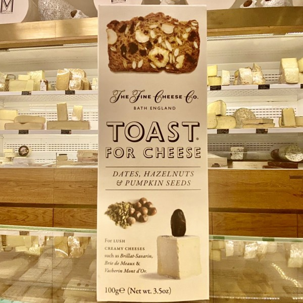 Toast For Cheese datte