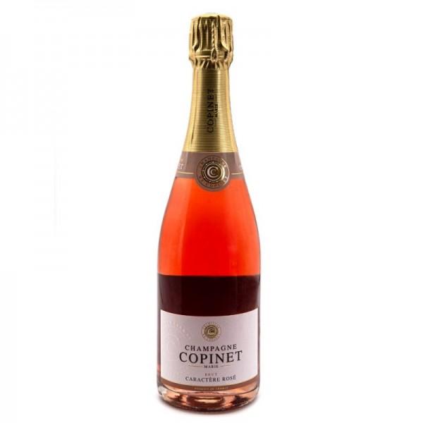 Champagne Copinet Marie brut caractère Rosé