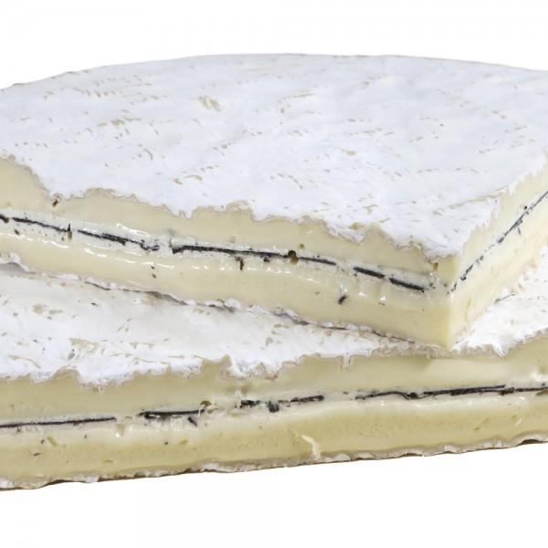 Brie Maison Truffé Mélanosporum - Fromage de France : achat en ligne