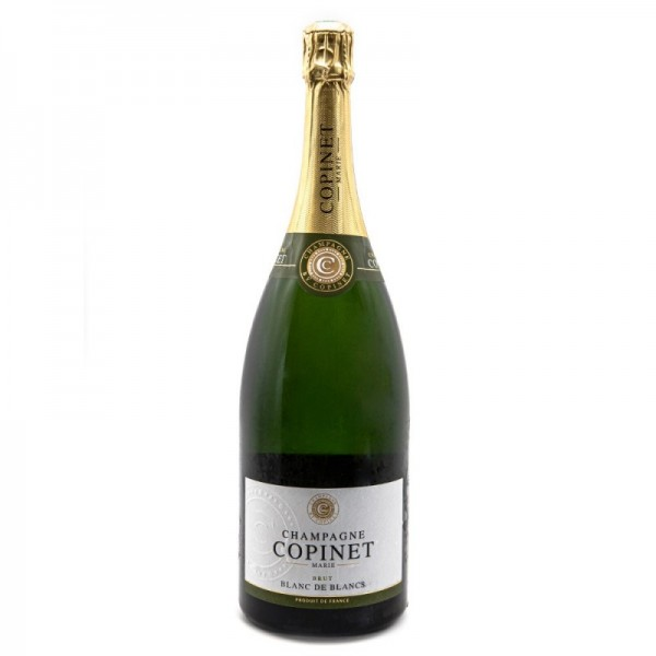 Champagne Copinet Marie brut blanc de blancs 1