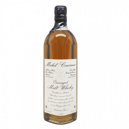 Whisky Couvreur Overaged