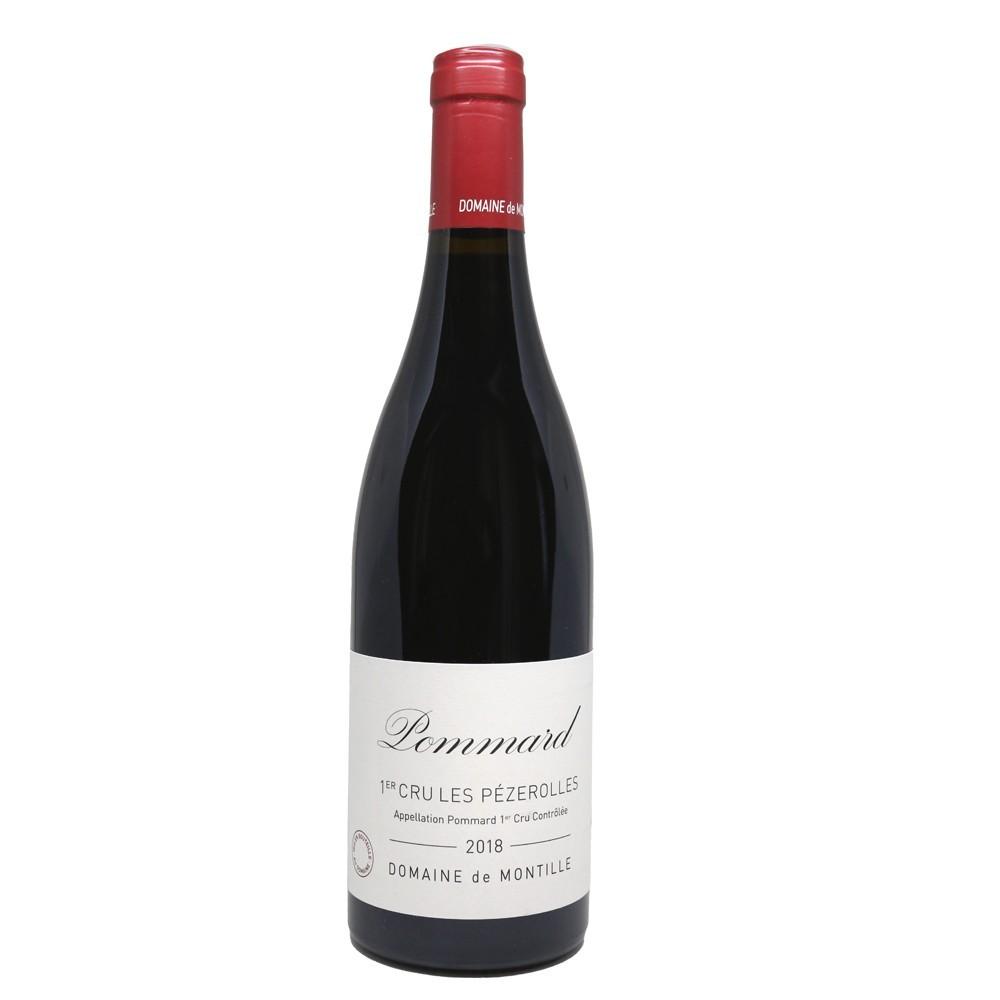 Pommard 1er Cru MONTILLE Les Pezerolles 2018 - Vin, Vin rouge : achat en ligne