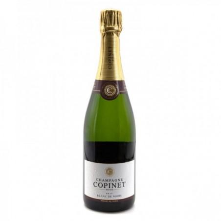 Champagne Copinet Marie brut blanc de noirs