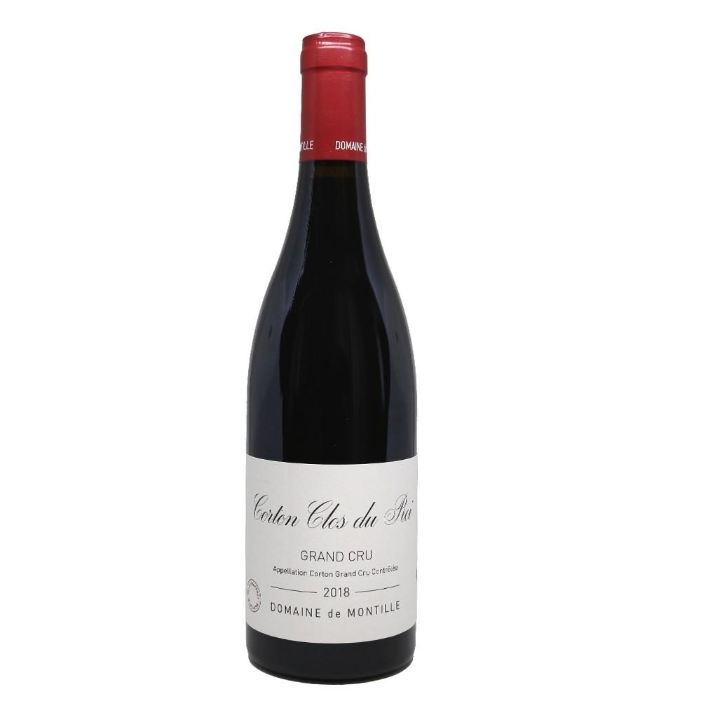 Corton Clos du Roi 2018 GC - Wine, Red wine, Exceptional wine : online purchase
