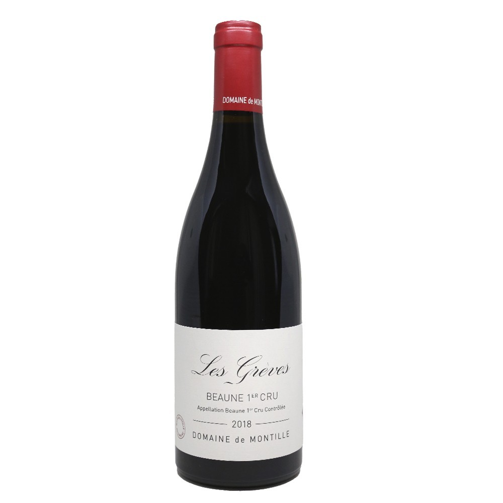 Beaune 1er Cru Les Grèves 2018 - Wine, Red wine : online purchase