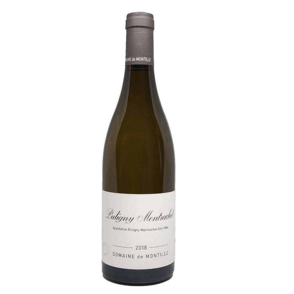 Puligny Montrachet MONTILLE 2018 - Vin, Vin blanc : achat en ligne