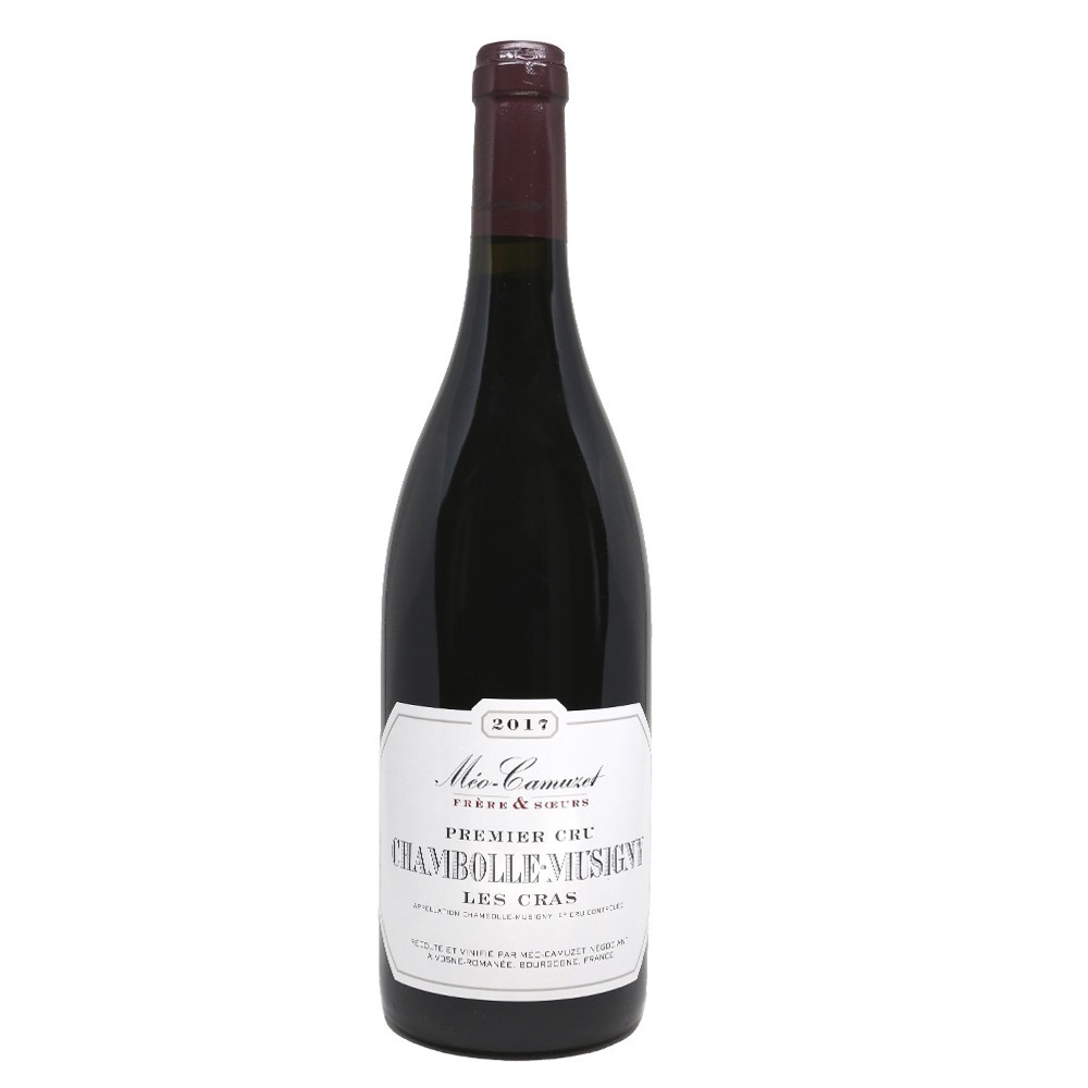 Chambolle Musigny 1er Cru Les Cras 2017 - Wine, Red wine, Exceptional wine : online purchase