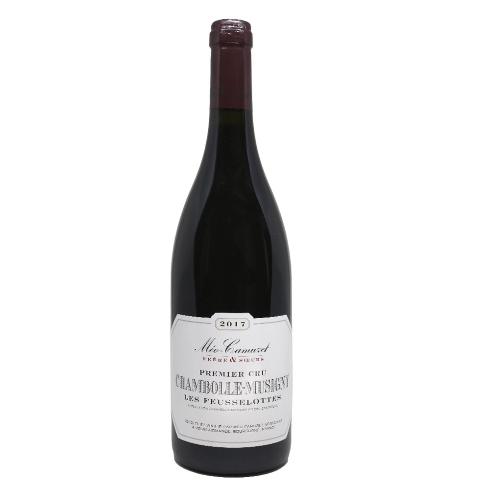 Chambolle Musigny 1er Cru Les Feusselottes 2017 - Wine, Red wine, Exceptional wine : online purchase