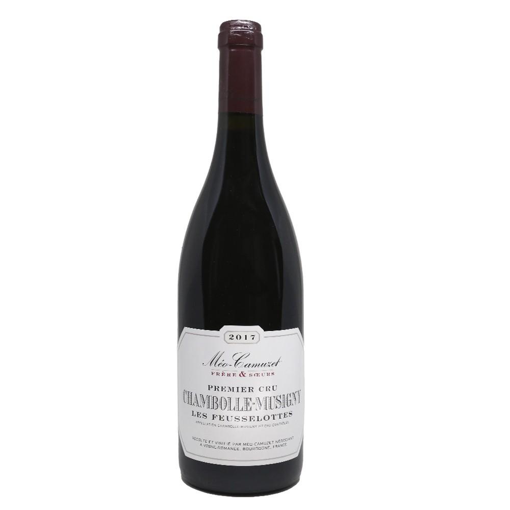 Chambolle Musigny MEO CAMUZET 1er Cru Les Feusselottes 2017 - Vin, Vin rouge, Vin d'exception : achat en ligne