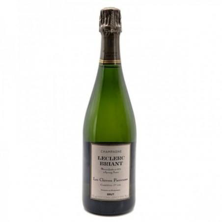 Champagne Leclerc Briant Les chèvres pierreuses cumière 1er cru brut