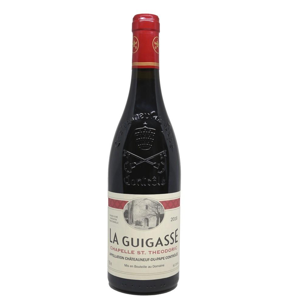 Châteauneuf-du-Pape Cuvée La Guigasse 2016 - Vin, Vin rouge : achat en ligne