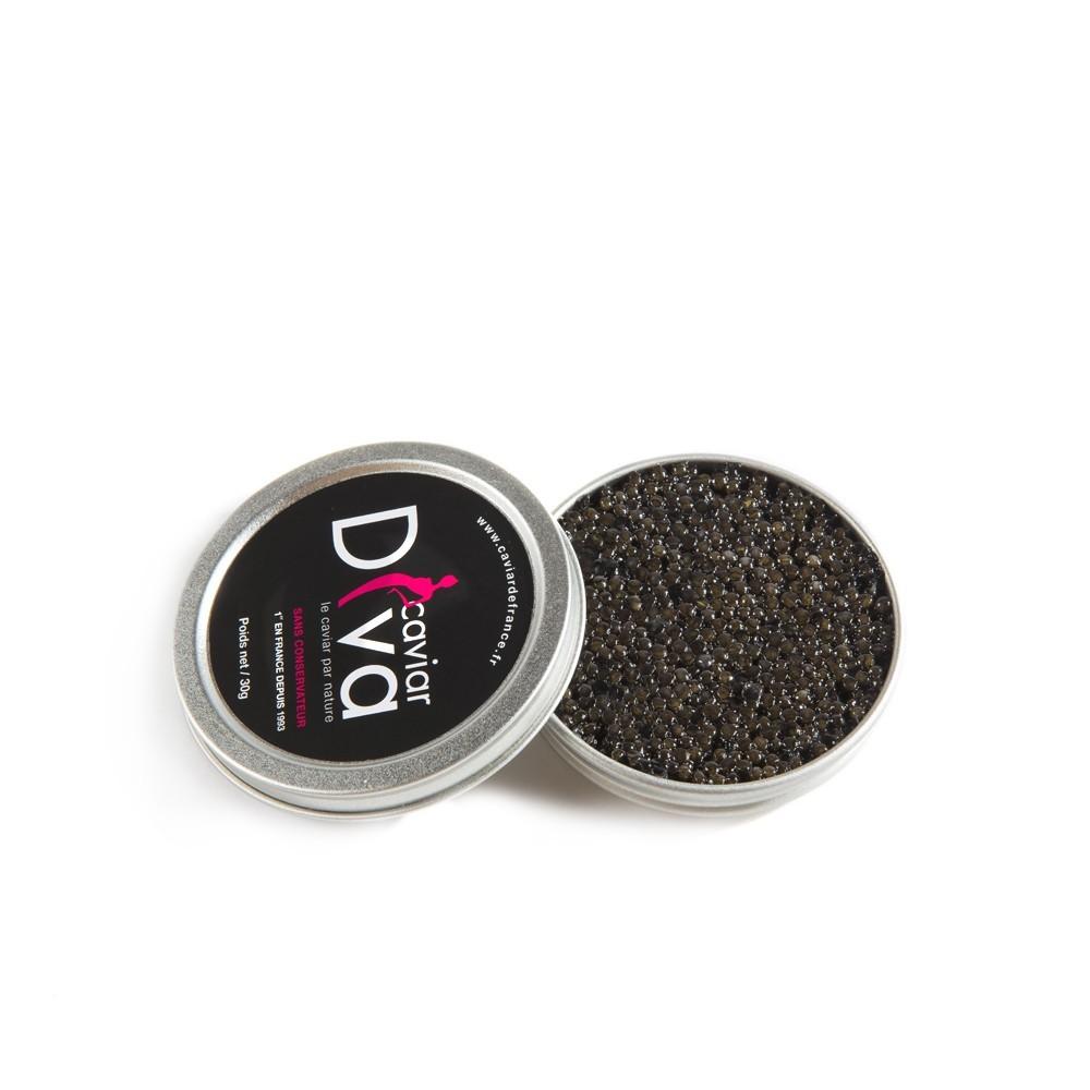 Caviar de France Diva - Produit de la mer : achat en ligne