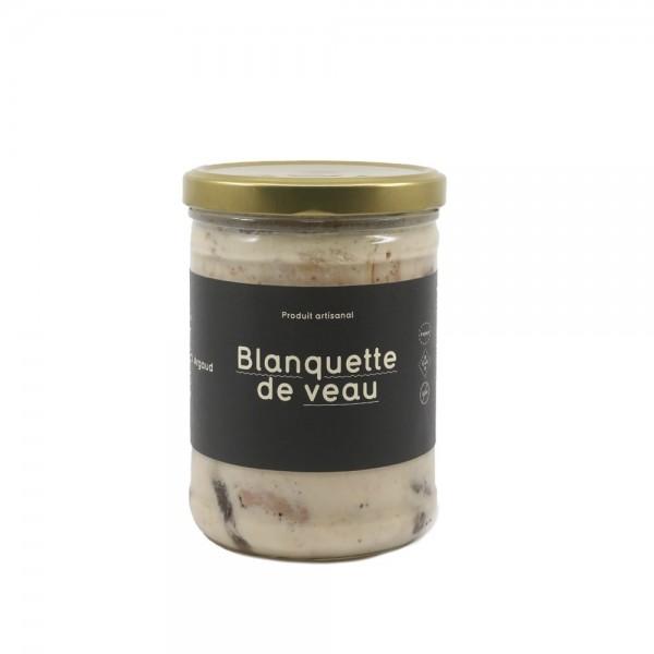 Blanquette de Veau 740g - Salty fine grocery : online purchase