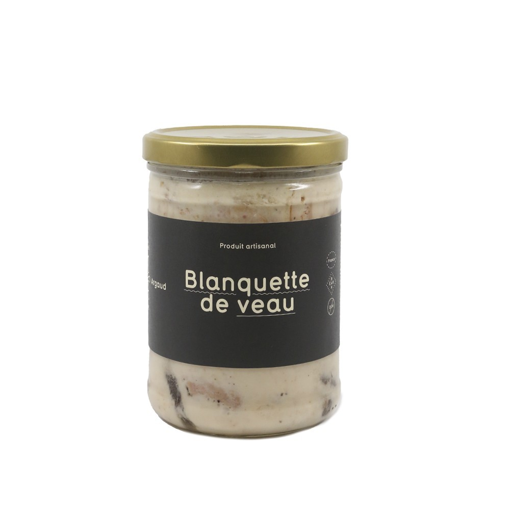 Blanquette de Veau 740g - Epicerie salée : achat en ligne
