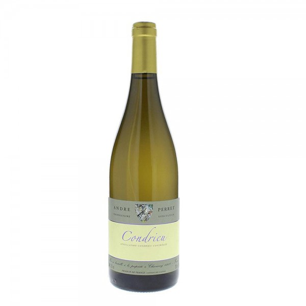 Condrieu 2017 Domaine André Perret - Wine, White wine : online purchase