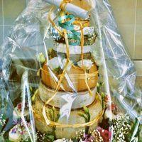 Une pièce montée de fromages pour un mariage ? 🙀 «OUI, je le veux ! » 💍  ☎️04 84 51 07 34 💻shop.maisonmoga.fr