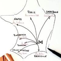 ⚠️La Maison Moga assure la livraison du frais désormais dans toute la France ! 🤗📦🇫🇷 💻shop.maisonmoga.fr  ☎️04 84 51 07 34
